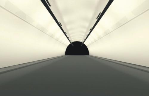 Riapre a Roma il Tunnel Umberto I
