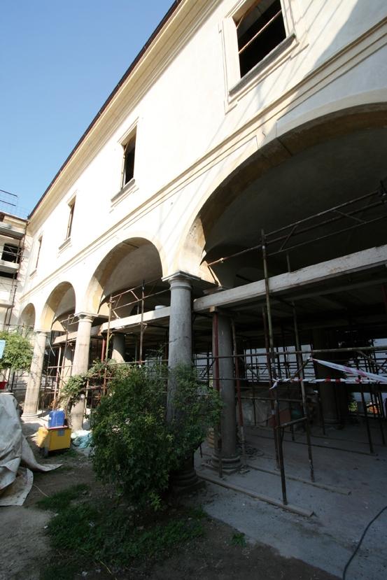 Villa crivelli a inverigo un angolo di antico splendore for Porticos sa