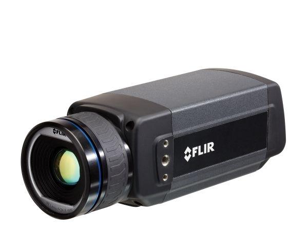 Termocamera FLIR A615 per il settore AUTOMAZIONE