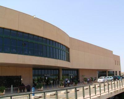 12.500 mq di Topakustik all'aeroporto di Minorca