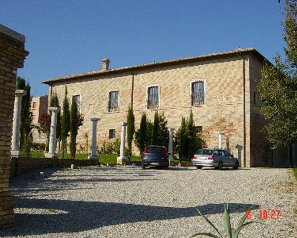 Intervento di restauro del Palazzo della Montagnola a Corropoli