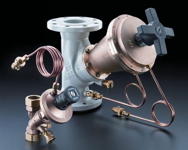Efficienza e comfort con la regolazione della pressione differenziale