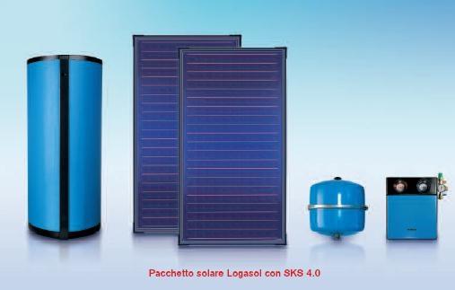 LOGASOL SKS 4.0 – COLLETTORE SOLARE