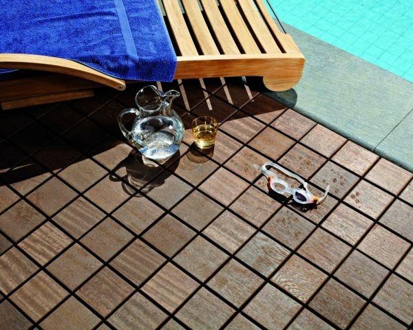 LARIDECK®: l'eleganza della pavimentazione modulare in legno