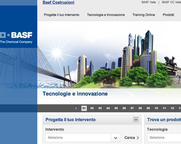 Nuovo portale BASF