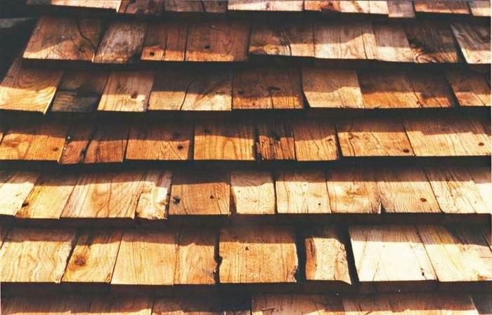 Copertura In Legno Dwg : Coperture in scandole di legno