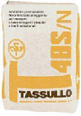 PREMISCELATI PER MASSETTI: T48S/N, T48S/B, MASSETTO, PAV/1, TSL-20