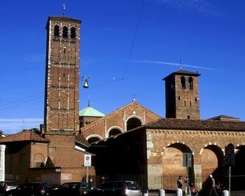 Il restauro del Campanile dei Monaci in Sant'Ambrogio