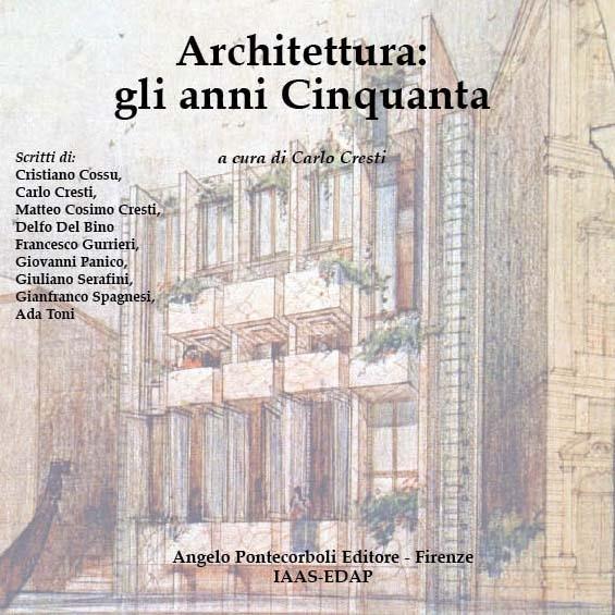 Architettura: gli anni Cinquanta