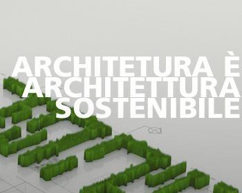 Master must architettura architettura sostenibile for Master architettura