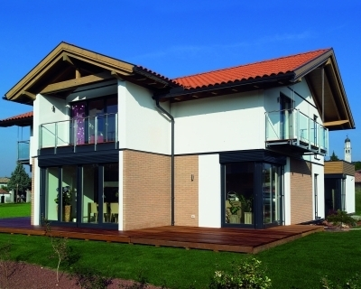 Casa mostra griffnerhaus for Case in legno griffner