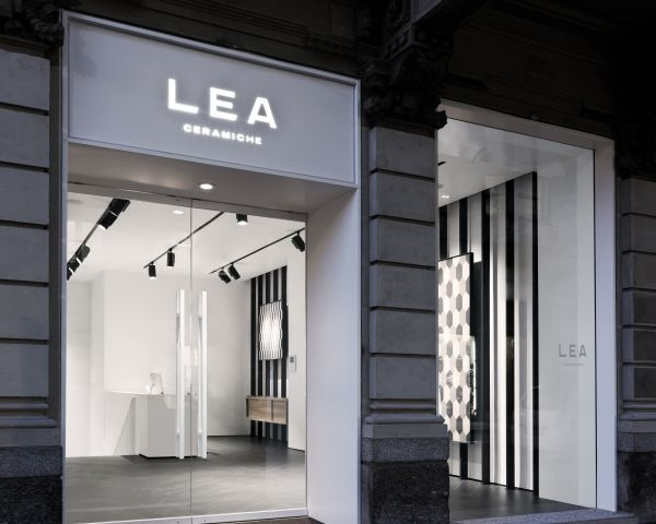 lea ceramiche showroom milano