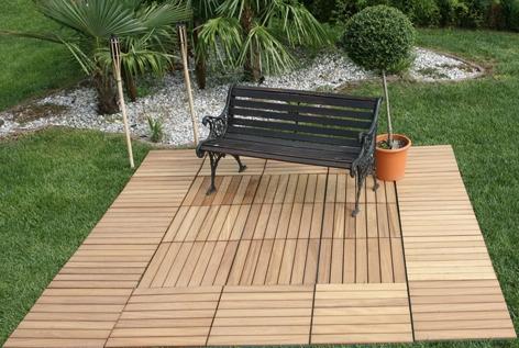 Listoplate piastra in legno per esterni - Pavimenti in legno per esterni ikea ...