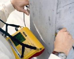Controlli non distruttivi su manufatti edili