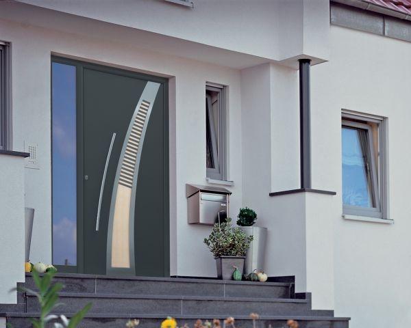 Porte di ingresso Hörmann: design e tecnologia
