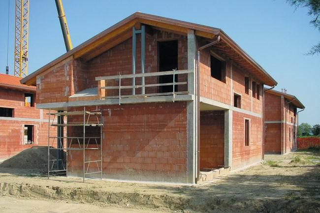 Wienerberger realizza un complesso residenziale con i blocchi Bio-Plan