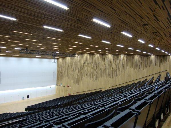 UFO Auditorium dell'Università di Gand