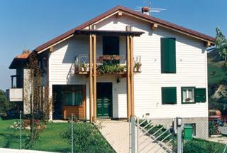 Case in legno su misura for Boraschi case in legno