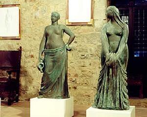 Illuminazione e valorizzazione delle opere d'arte