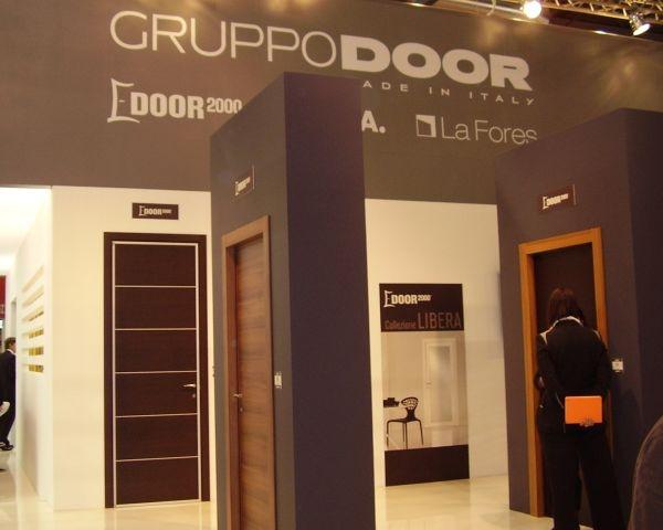 Grande successo per il Gruppo Door al Made Expo 2008