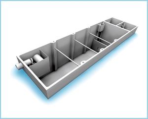 Progettazione e costruzione impianti di trattamento acque reflue