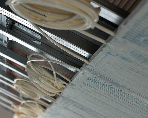 RDZ: comfort e risparmio con il riscaldamento a pavimento, soffitto, parete