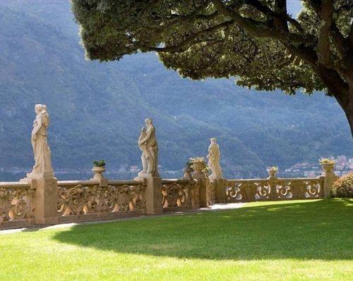 Villa del Balbianello, ritorno agli antichi splendori