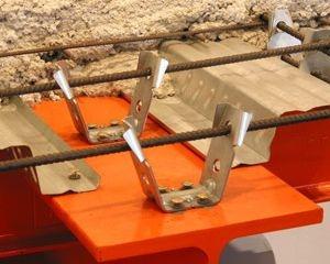 Diapason: nuovo connettore per strutture miste acciaio-calcestruzzo