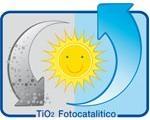 La fotocatalisi dei prodotti Ecotop