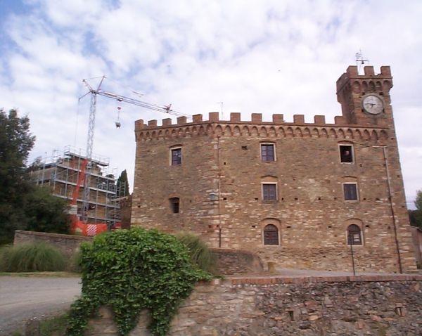 Strutture fondali della Chiesa di San G. Battista, intervento di consolidamento Kappazeta