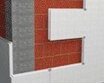 Pannelli modulari con marchio IIP per isolamento termico