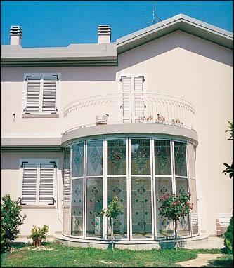 Verande e giardini d 39 inverno sunroom - Giardini d inverno immagini ...