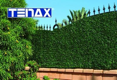 Siepi sintetiche linea divy tenax for Rete con foglie finte