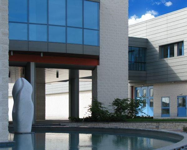 Nuova sede della Centrale del latte di Vicenza