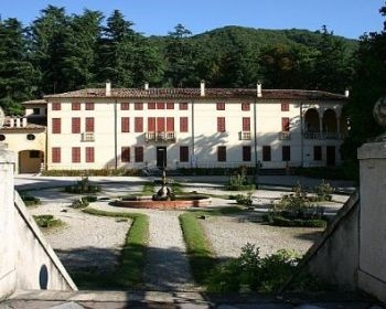 Villa Brandolini veste RÖFIX NHL5 calce idraulica naturale
