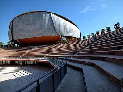 L'Auditorium del Parco della Musica