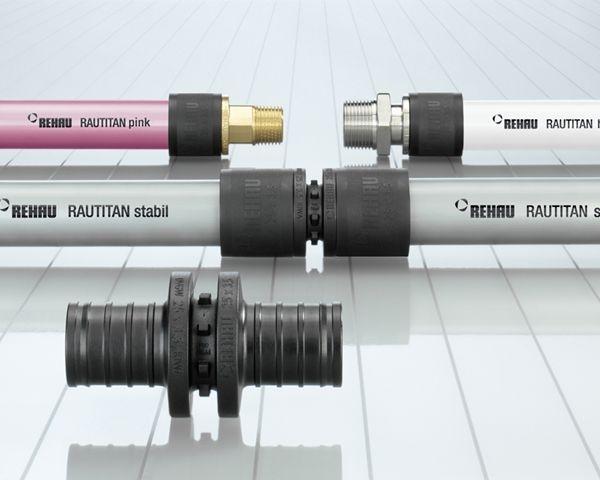 RAUTITAN PX, il tubo Rehau per impianti sanitari e di riscaldamento