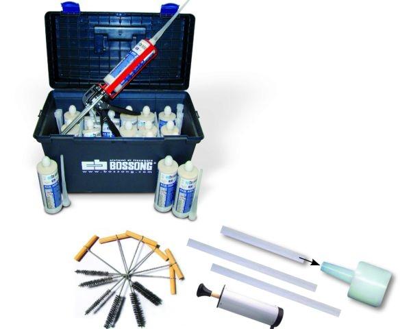 BCR V-PLUS, resina con doppia certificazione CE-ETA