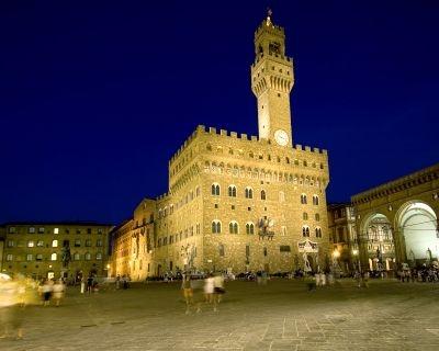 Palazzo Vecchio di Firenze, nuova luce diffusa e uniforme