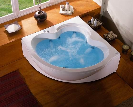 Vasche da incasso e idromassaggio - Vasche da bagno ad incasso ...