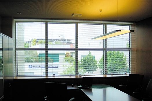 Tende Per Ufficio Arezzo : Sistema per tende in vetrocamera