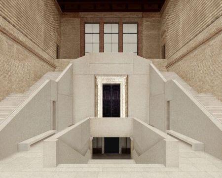 Neues Museum di Berlino