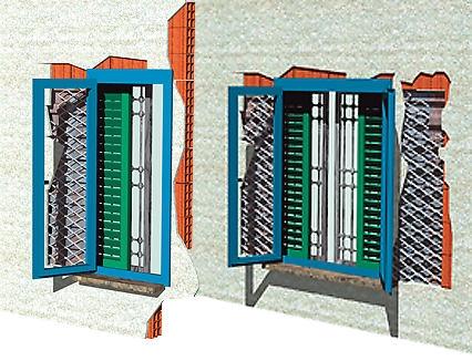 Controtelaio per porte scorrevoli da esterno - Porte scorrevoli da esterno ...