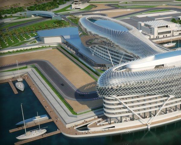 "Duravit vince la ""corsa"" ad Abu Dhabi"