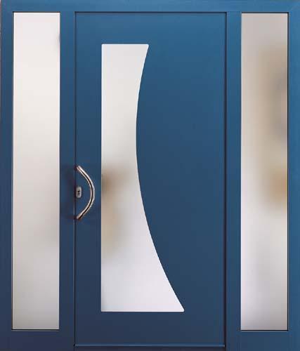 Portoncini in alluminio - Portoncini ingresso legno alluminio prezzi ...