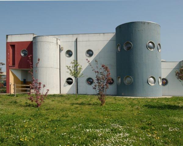 Risanamento igienico conservativo e ampliamento della scuola materna di Vidigulfo