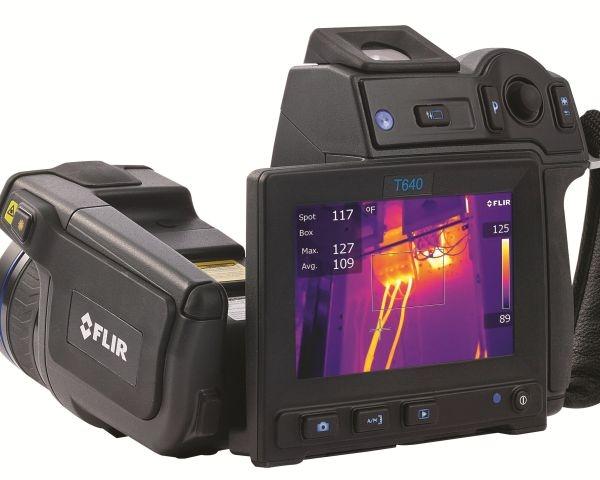 Termocamere ad infrarossi per ispezioni di manutenzione preventiva