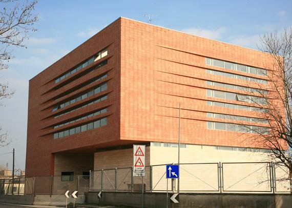 Nuova sede autorità portuale di Ravenna