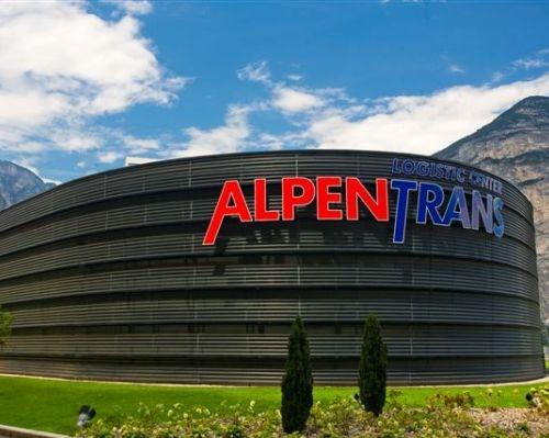 Nuovo centro logistico Alpentrans a Salorno