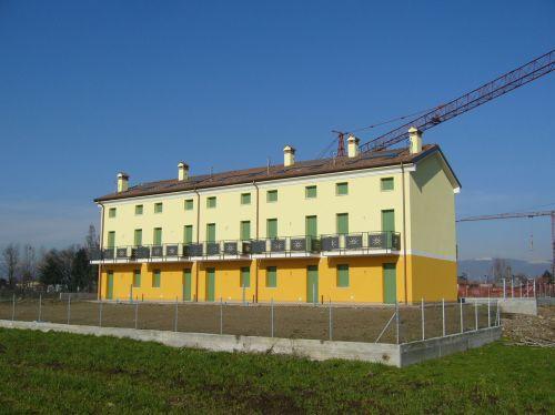 Edificio residenziale con Bioclima Zero